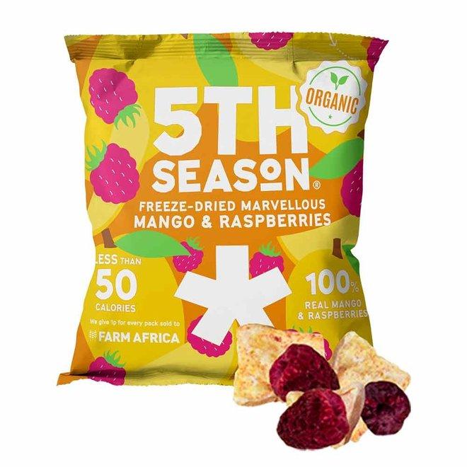 Mango & Raspberry Bites - 14g - BIO