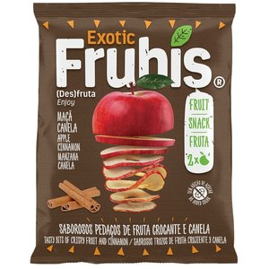 Frubis Apple-Cinnamon Fruitchips - 20g
