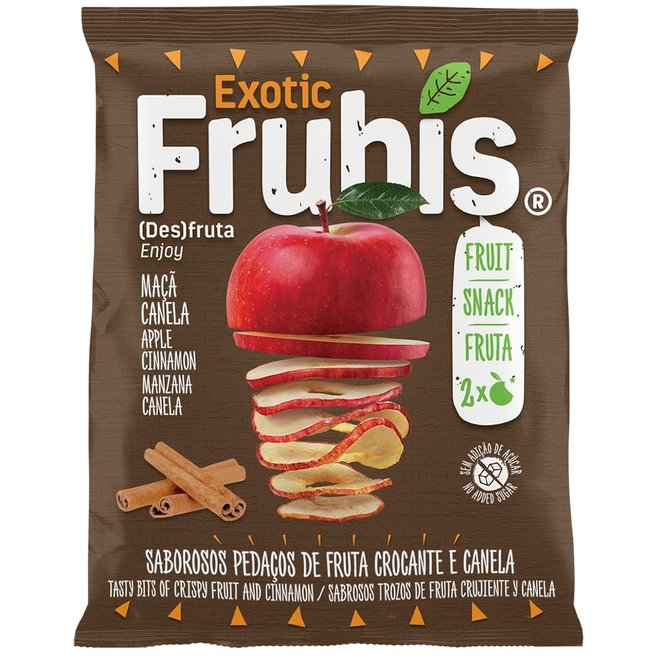 Apple-Cinnamon Fruitchips - 20g
