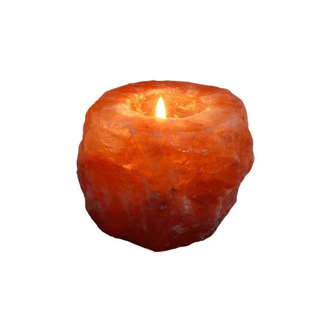 Himalayazout theelichthouder - 500g