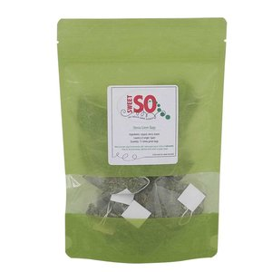 SweetSo Stevia Green Bags - 15st