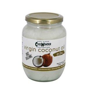 Coco Wonder Kokosolie Extra Virgin - 500ml - BIO