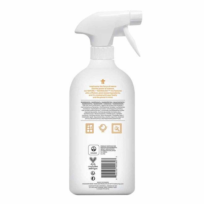 Raam- en spiegelreiniger - Spray - 800ml