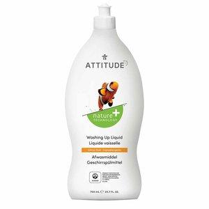 ATTITUDE Afwasmiddel - Citrus Zest - 700ml
