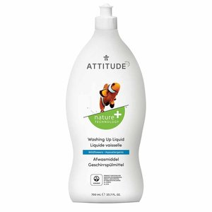 ATTITUDE Afwasmiddel - Wildflowers - 700ml