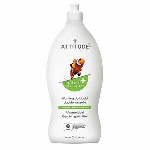 ATTITUDE Afwasmiddel - Groene Appel-Basilicum - 700ml