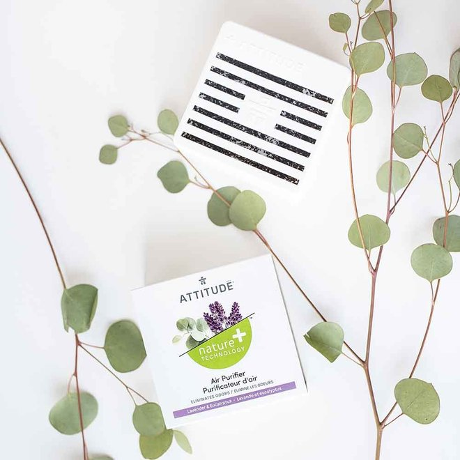 Luchtverfrisser - Lavendel-Eucalyptus - 1 stuk