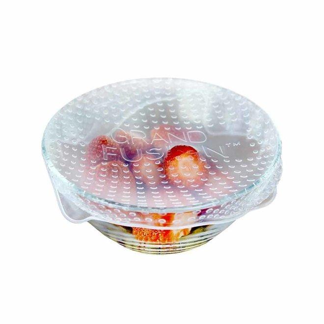 Siliconen Deksels - Herbruikbaar - Set van 2