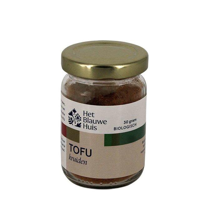 Tofu Kruiden (zonder zout) - 30g - BIO