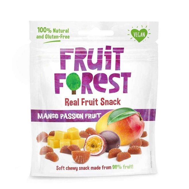 Mango passievrucht fruit snoepjes -  30g