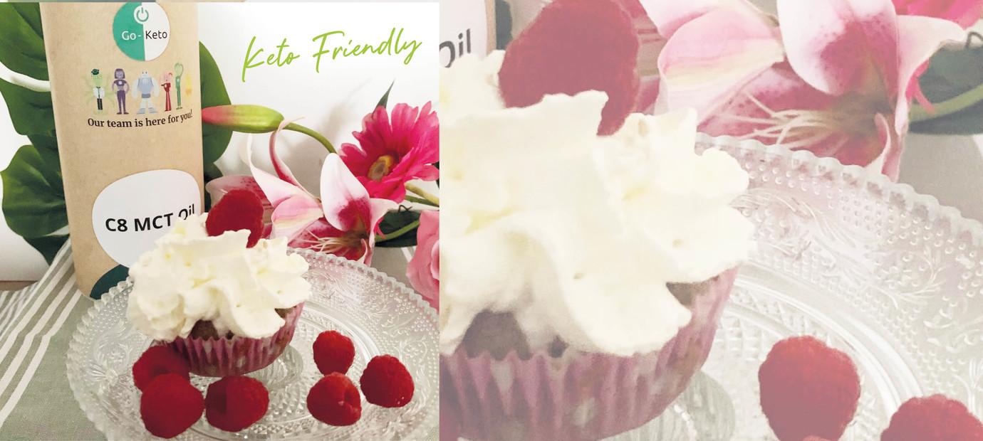 Chocolade muffin - Keto Friendly
