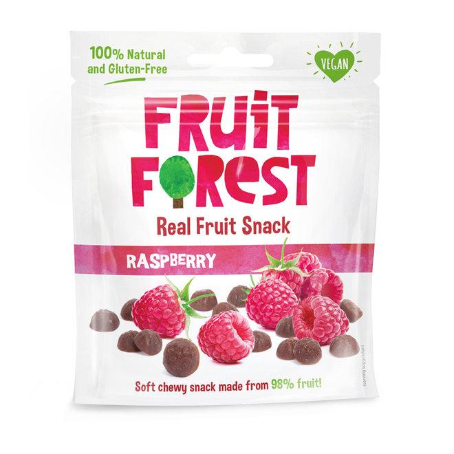 Framboos (raspberry) fruit snoepjes -  30g