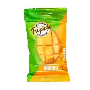 Tropicks Mango fruit snoep balletjes - 50g