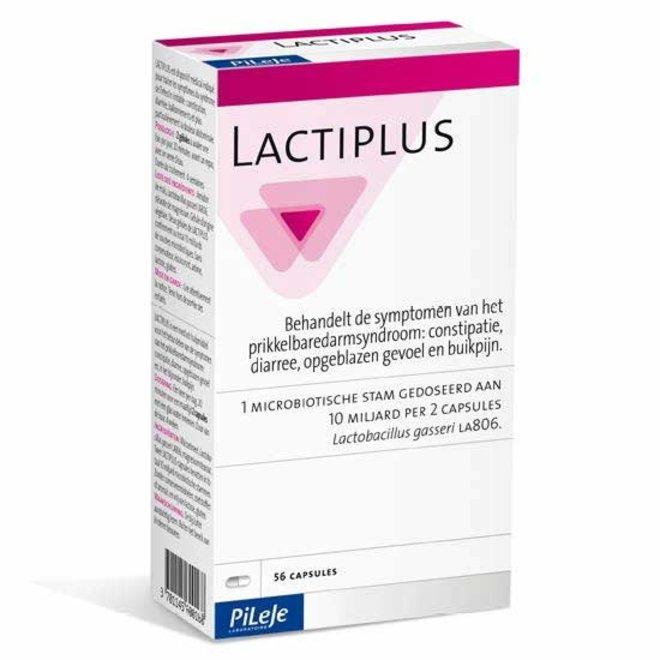 Lactiplus - 56 capsules