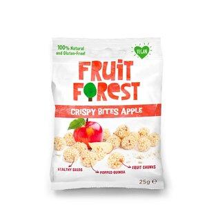 Fruit Forest Crispy bites appel - 25g