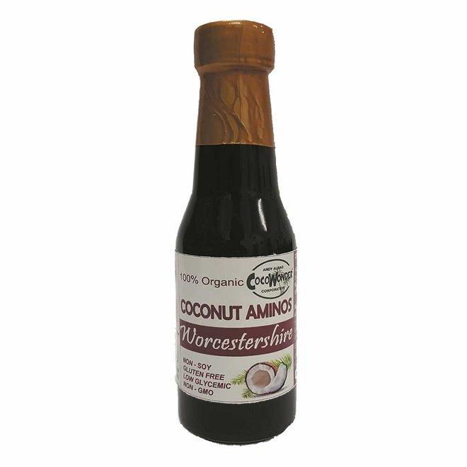 Kokos Ketjap / Worcestershiresaus - 150ml - BIO