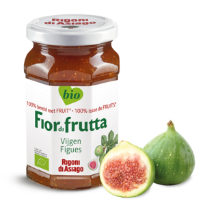 FiordiFrutta Fruitspread Vijgen 260g - BIO