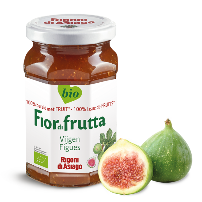 Fruitspread Vijgen 260g - BIO