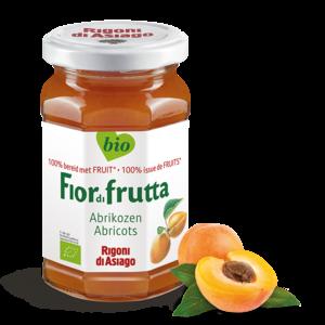 FiordiFrutta Fruitspread Abrikozen 250g - BIO