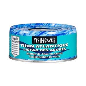 Fish 4 Ever Tonijnstukken in water - 160g