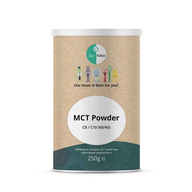 MCT Poeder 60/40 - 250g