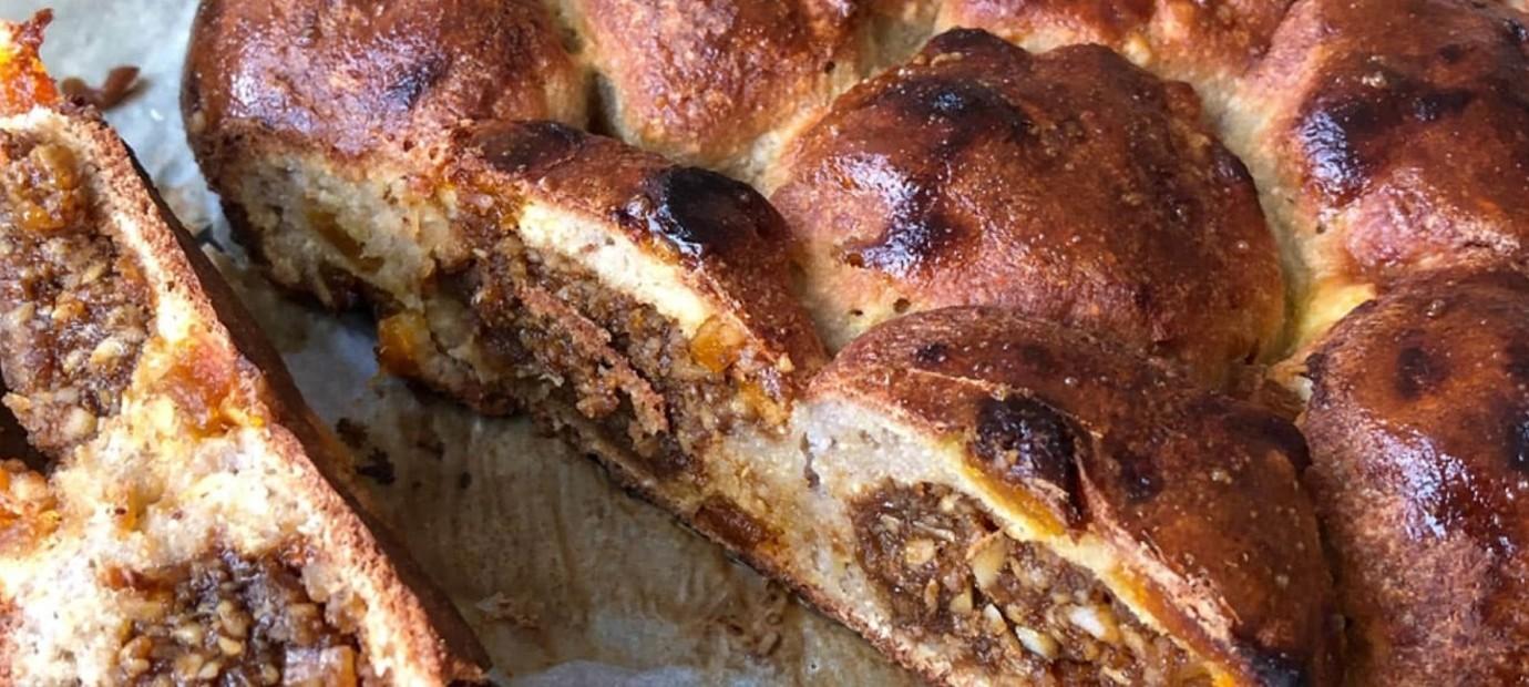 Breekbrood met Amandelspijs