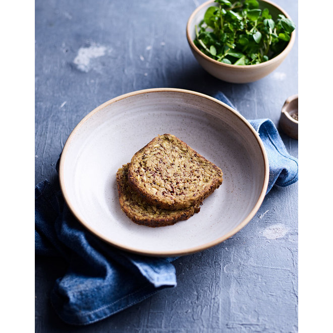 4 Sneetjes Zadenbrood Green Olive - 275g - BIO
