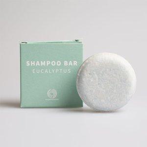 Shampoo Bars Eucalyptus Medium - Normaal tot droog haar - 30g