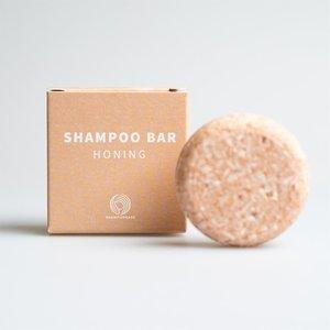 Shampoo Bars Honing Medium - Krullend haar - 30g