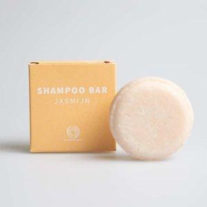 Shampoo Bars Jasmijn Medium - Gevoelige hoofdhuid - 30g