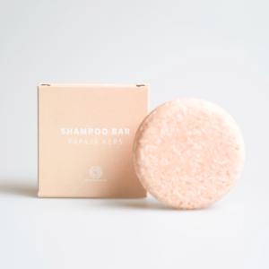 Shampoo Bars Papaja Kers - Voor alle haartypes - 60g