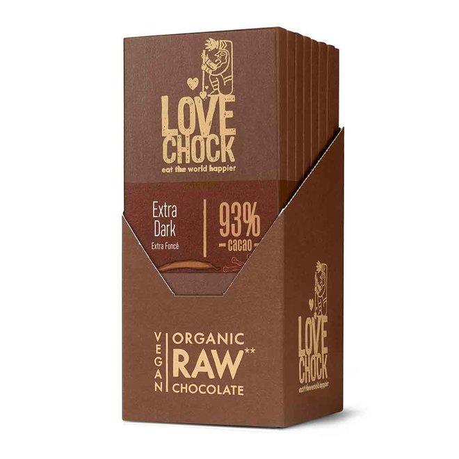 Extra Dark 93% cacao - 70g - BIO
