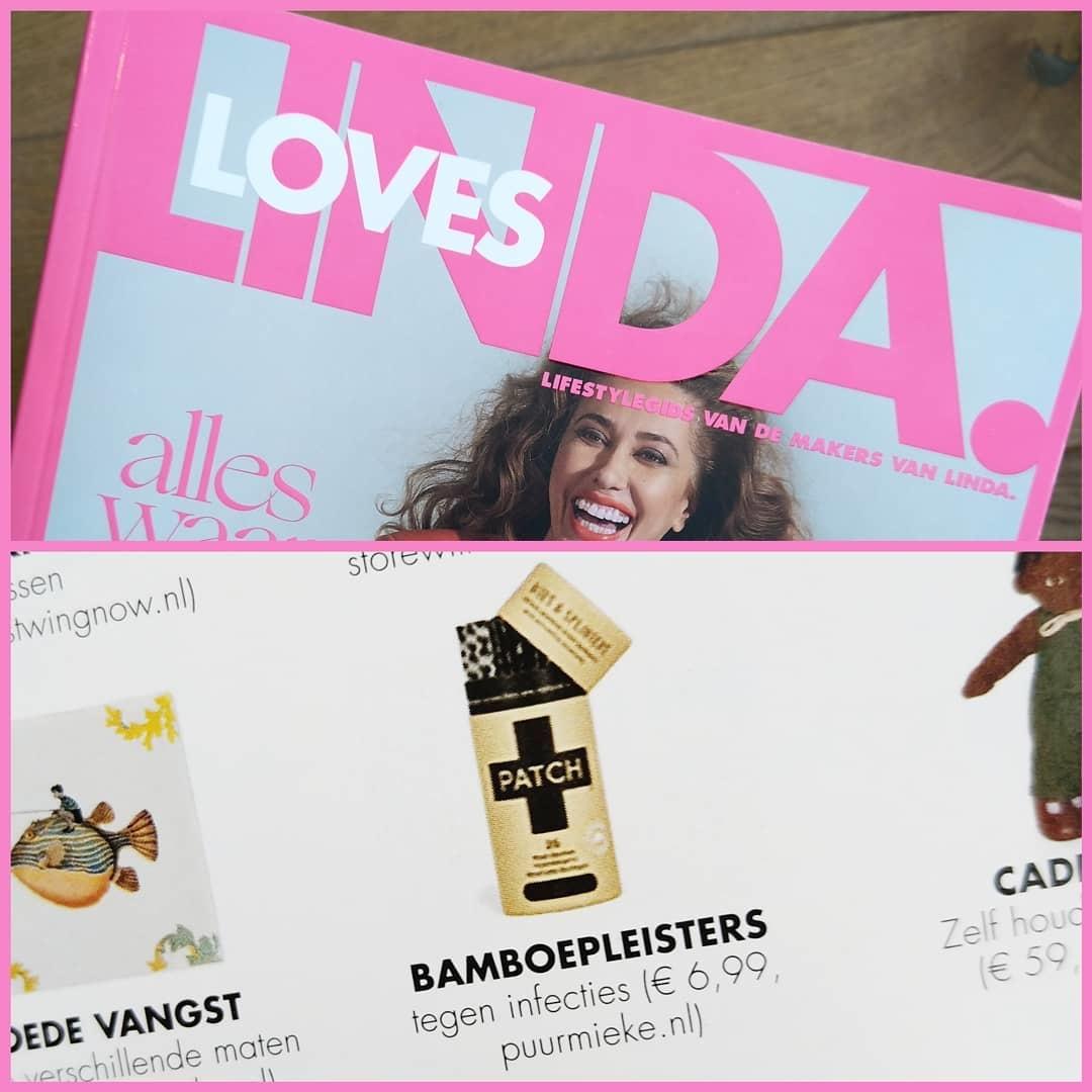 Puur Mieke in het magazine Linda Loves