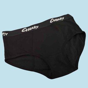 Cheeky Wipes Menstruatie Ondergoed - Feeling Free - Boyshort