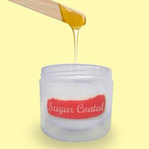 Sugar Coated Leg Hair Removal Kit - 200g