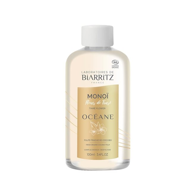 Monoï oil moisturizer- Tiaré Flower - 100ml