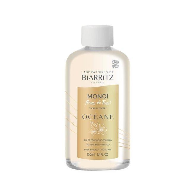 Monoï oil moisturizer- Tiaré Flower - 100ml