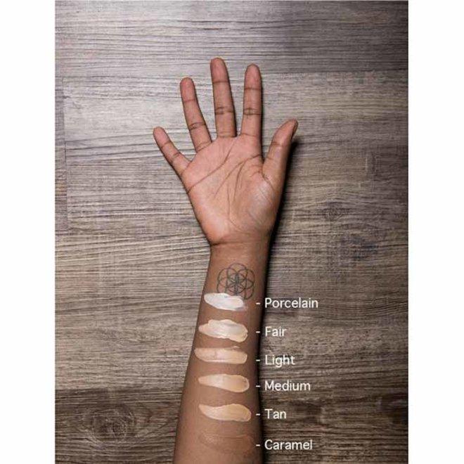 Tinted Moisturiser - Caramel - 30ml