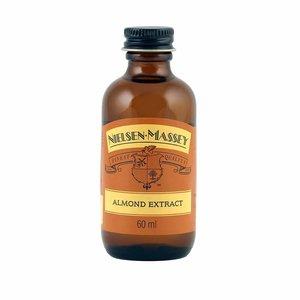 Nielsen Massey Amandel Extract (Glas) - 60ml