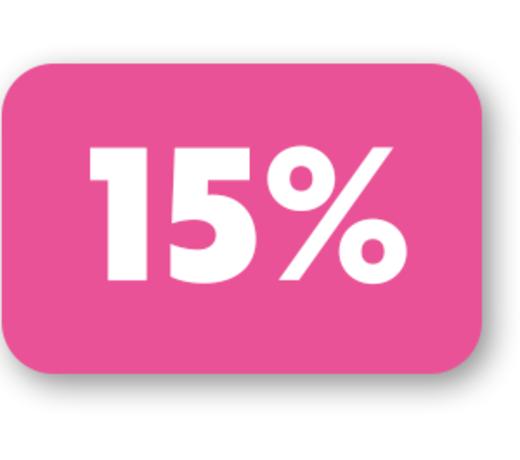 MIX & MATCH. Bestel minimaal 2 producten uit deze categorie en ontvang 15% korting! (Alle combinaties mogelijk)