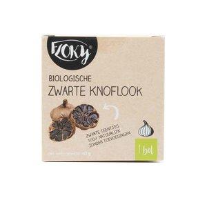 Floky Zwarte Knoflook - 1 Bol - BIO