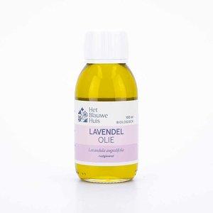 Het Blauwe Huis Lavendel olie 100ml - BIO