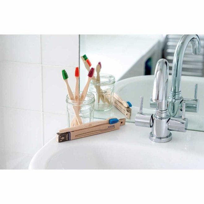 Tandenborstel voor Volwassenen - Rood