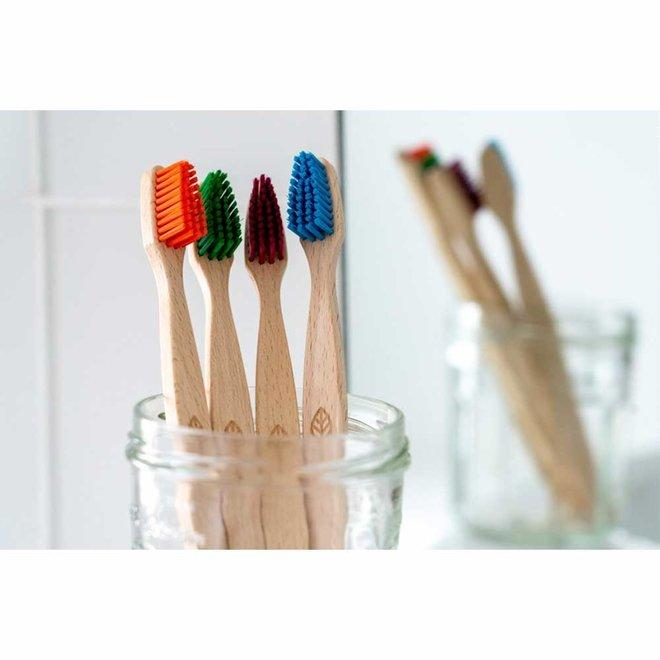 Tandenborstel voor Volwassenen - Oranje