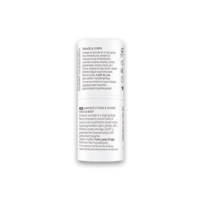 Getinte Zonnebrand Stick gezicht - SPF50+ - 9ml