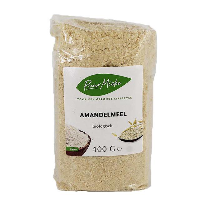 Amandelmeel - 400g - BIO