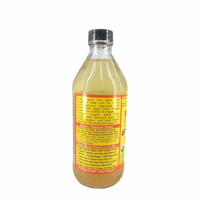 Appelcider, Appelazijn - 473ml - BIO
