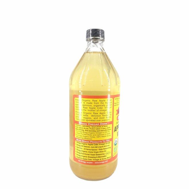 Appelciderazijn, Appelazijn - 946ml - BIO