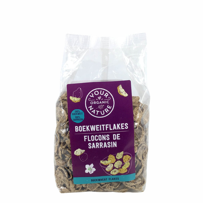 Boekweitflakes - 250g - BIO