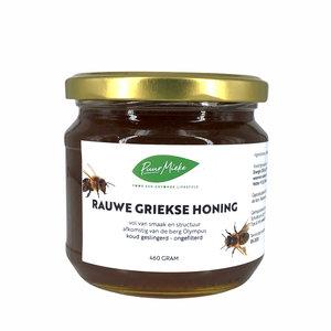 Puur Mieke Rauwe Griekse Honing - 460g